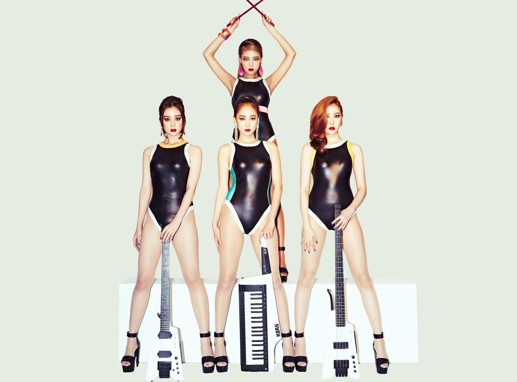 [ENG] Wonder Girls – Reboot
