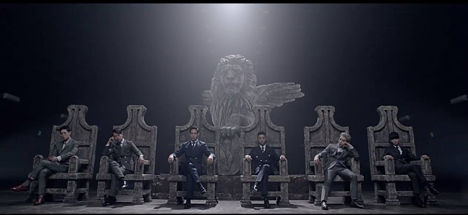 B.A.P – Young, Wild & Free