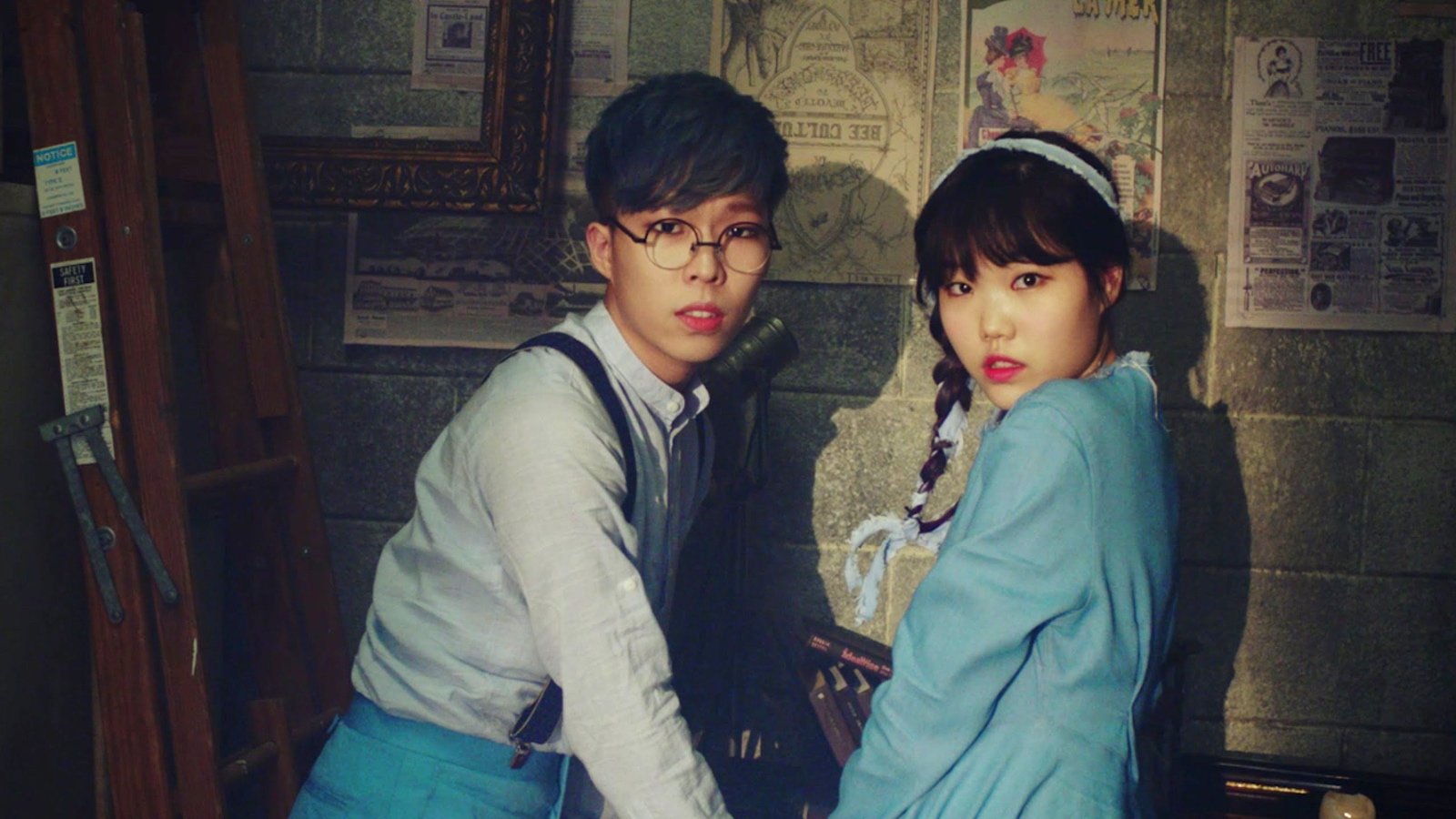 [ENG] AKMU – Re-bye & How people move
