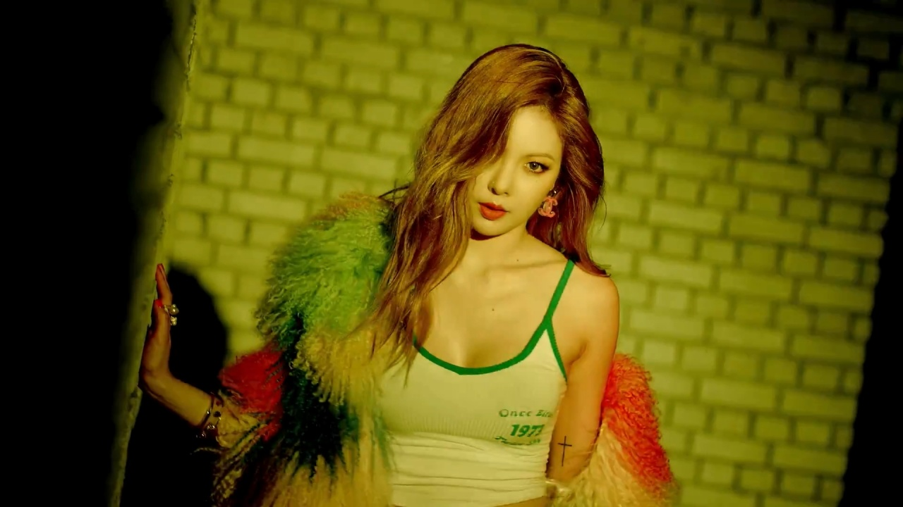 [ENG] HyunA – How's this + Morning glory