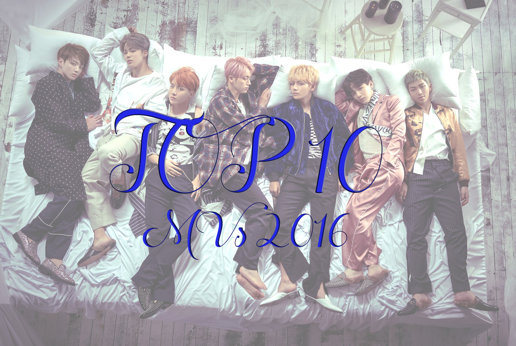 [Retrospectiva 2016] Top 10 – MVs