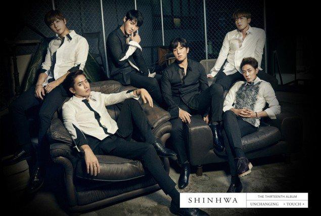 Shinhwa – Touch